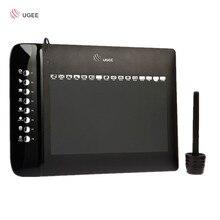 Ugee m1000l 10×6 «дюймовый профессиональный рисование графический планшет 2048 уровней ручка горячие клавиши живопись цифровой планшетный