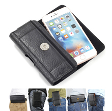 цена на New 6 Styles Belt Clip Case For iphone X/XS/XS Max PU Leather Pouch For iphone 6 6s 7 8 plus Small Mobile Phone Bag Waist Bag