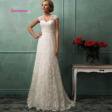 LEIYINXIANG Bride Dress 2019 Wedding Dress A-Line