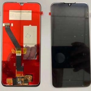 Image 2 - หน้าจอ LCD ต้นฉบับสำหรับ Huawei Y6 2019 MRD LX1N Y6 Pro (2019) y6 PRIME 2019 จอแสดงผล LCD TOUCH Digitizer ASSEMBLY + กรอบ