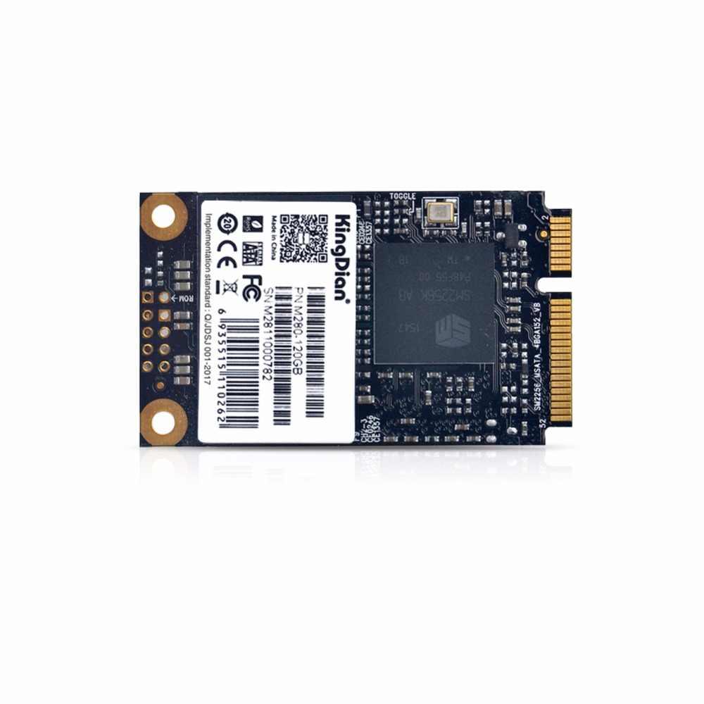 KingDian mSATA SSD 120gb 256GB 512GB Mini SATA SSD 1 ТБ внутренний жесткий диск для компьютера ноутбук для Dell ThinkPad
