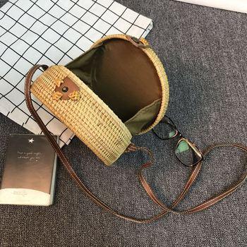Bali Handmade Crossbody Bag  5