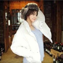 Jacket women 2016 Winter Fashion Women Jackets Short Design Cute Cotton Padded Coats Causual Warm AA1460X