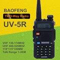 For Baofeng UV-5R Radio Comunicador Walkie Talkie Portable Dual band VHF UHF two way radio 136-174/400-520 ham cb radio uv-5r