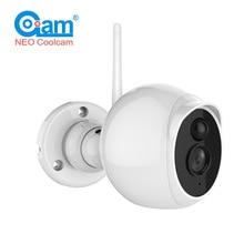 Neo coolcam nip-53sy мини открытый водонепроницаемый full hd беспроводная ip-камера камера 1080 P wi-fi встроенный pir motion sensor поддержка tf карты