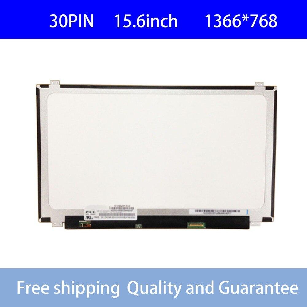 NT156WHM-N32 V8.0 fit N156BGE-EBA E41 E42 E32 NT156WHM-N12 15.6 1366*768 edp 30pin lcd led laptop screen displayNT156WHM-N32 V8.0 fit N156BGE-EBA E41 E42 E32 NT156WHM-N12 15.6 1366*768 edp 30pin lcd led laptop screen display