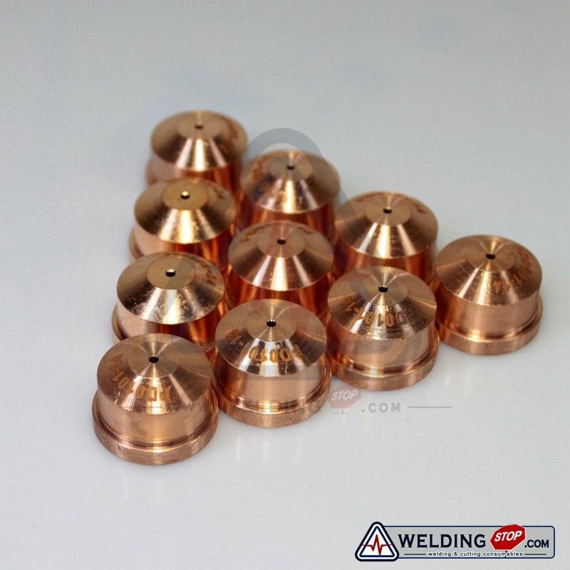 PD0101-11 Plasma Nozzle Tip  Fit Trafimet Ergocut A101 A141 P141 Plasma Torch,PKG/10