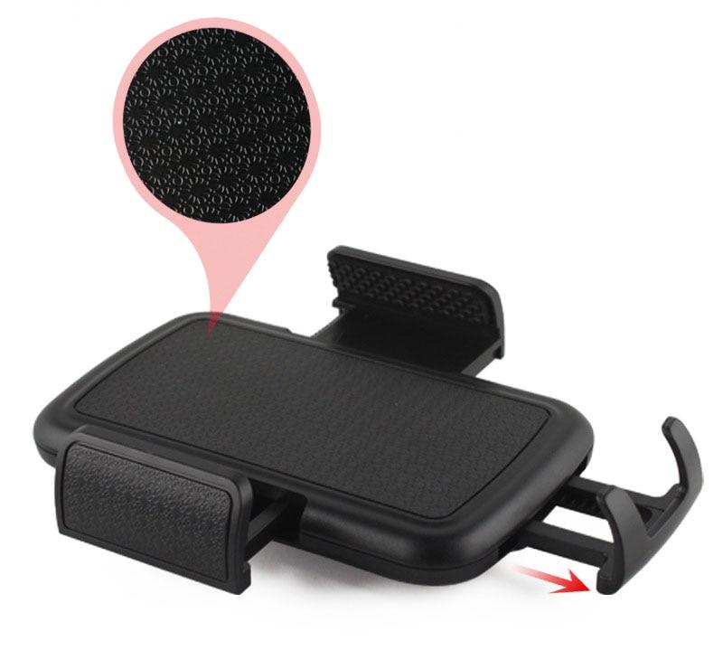 Universal Rotary Car Air Vent Klip Pemegang Ponsel Berdiri Untuk - Aksesori dan suku cadang ponsel - Foto 6