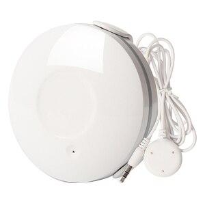 Image 5 - Ome assistente alarme inteligente sensor de água wi fi casa inteligente inundação água wi fi detector vazamento alarme sensor pk para xiaomi casa inteligente