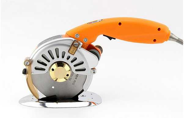 Industrial Electric Scissors direct drive servo cutting machine for cloth fabric textile tailor s cutter