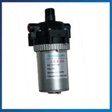 12V Electric Diaphragm Pump 5L/min Corrosion Resistant Water Pump germany imported ilmvac anti chemical corrosion resistant diaphragm vacuum pump oil pump
