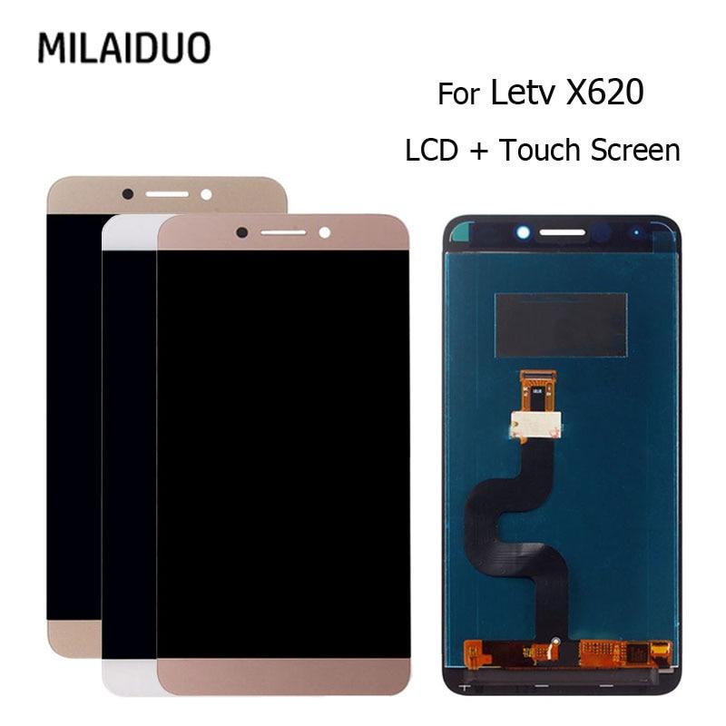 5.5 ''IPS Display A CRISTALLI LIQUIDI Per LeTV Leeco Le 2 Pro S3 X626 X526 X527 X520 X522 X620 LCD Touch screen Digitizer Assembly di Ricambio