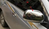 2 шт.  дверные боковые зеркальные Чехлы для TOYOTA RAV4 2009-2013  внешнее зеркало заднего вида  литье  автостайлинг  автомобильные аксессуары