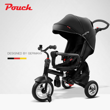 Чехол детские три колеса коляски черный рыцарь детский велосипед Складные и практичным коляска для мать и дети