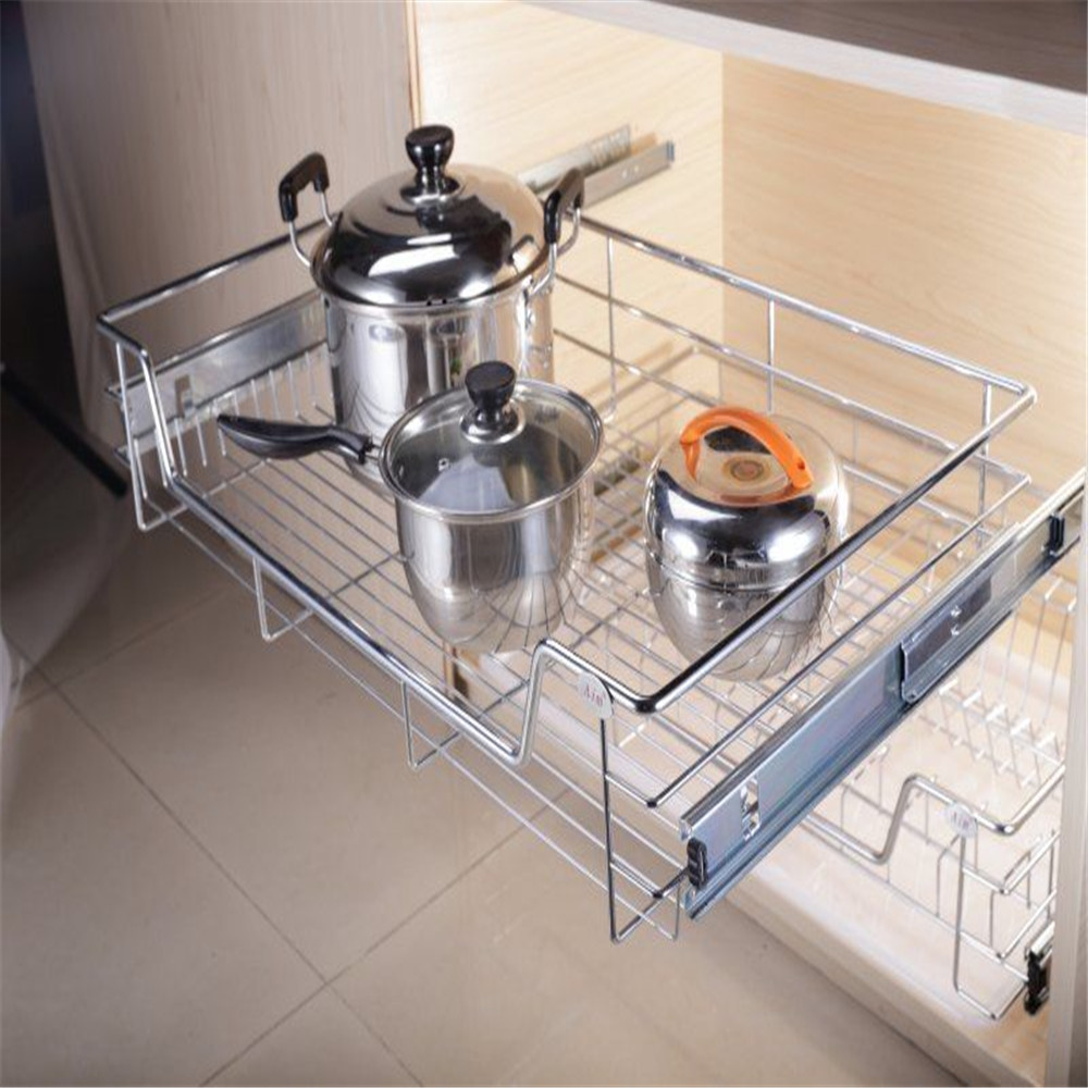 Pull Out Sliding Metal Kitchen Pot Cabinet Storage: Online Buy Wholesale Stainless Steel Kitchen Pantry