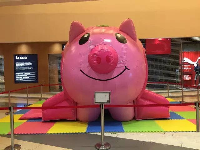 Cute Kids Inflatable Bounce House Pink Pig Shape pvc Inflatable Castle hot sale kids funny party inflatable bounce house juegos inflables cama elastic pula pula inflatable slide for middle east