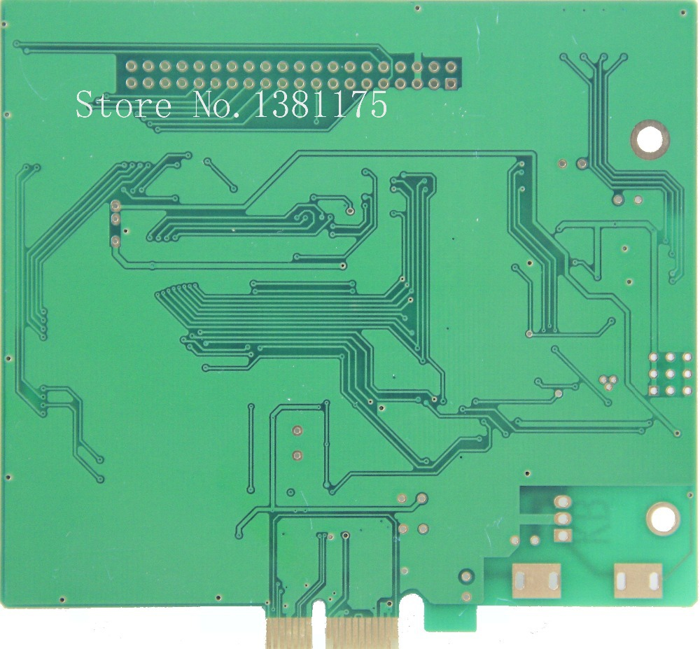 Free Shipping Quick Turn Low Cost Fr4 Pcb Prototype Manufacturer Layer 1 Oz Flexible Printed Circuit Board And Cover Film Supplier One Boards 16mm Hasl