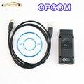 OP COM для Opel V1.45 OBD2 Диагностический Интерфейс Сканера OPCOM/OP-COM 2010 для OPEL