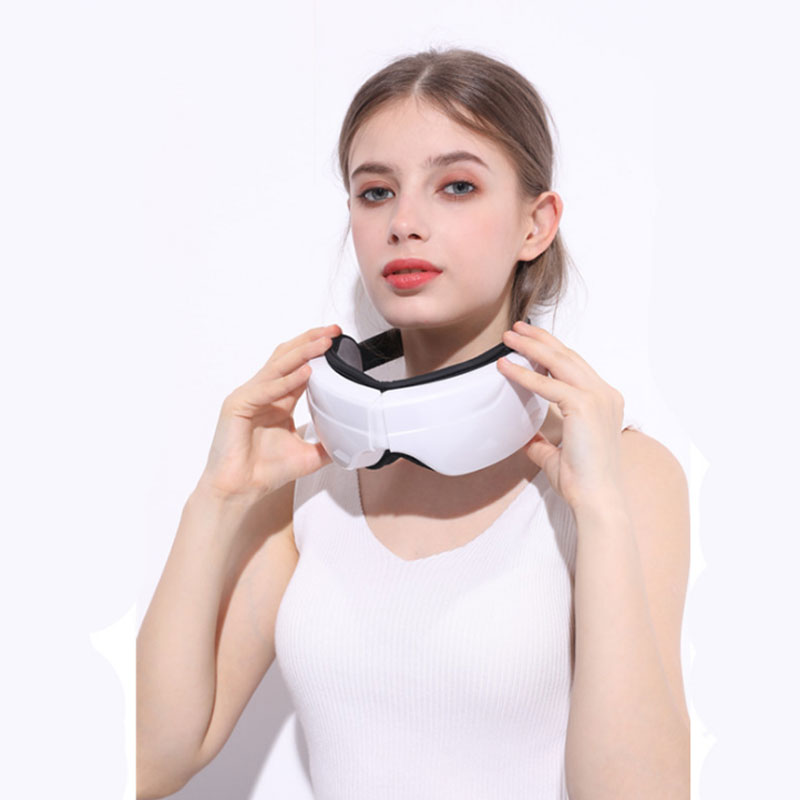 Folding Wireless Music Eye Massager Pneumatic Eye MassagerFolding Wireless Music Eye Massager Pneumatic Eye Massager