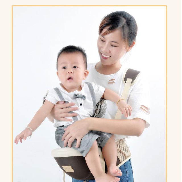 Portabebés ergonómico de 0 a 6 meses