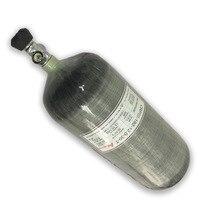 AC31231 Acecare 12L GB Hoge Druk PCP Koolstofvezel Cilinder Perslucht Tank Met Valve Duiken Apparatuur HPA Paintball-in Brandmaskers van Veiligheid en bescherming op