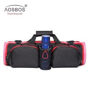 Aosbos 2019 Sport Bag Multifunctional Yoga Bag Large capacity Gym Bag for Women Men Shoulder Waterproof Training Fitness Bags
