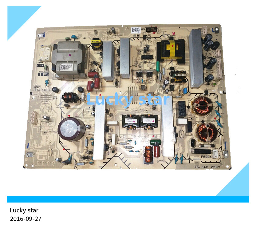 Original  KDL-46V5500 46W5500 46V530 power supply board 1-878-599-11 100% test good board good working original used for power supply board aps 261 1 881 893 11 kdl 46hx800