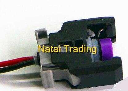 Freies verschiffen! Stecker für Delphi diesel common rail injektor stecker stecker mit linie