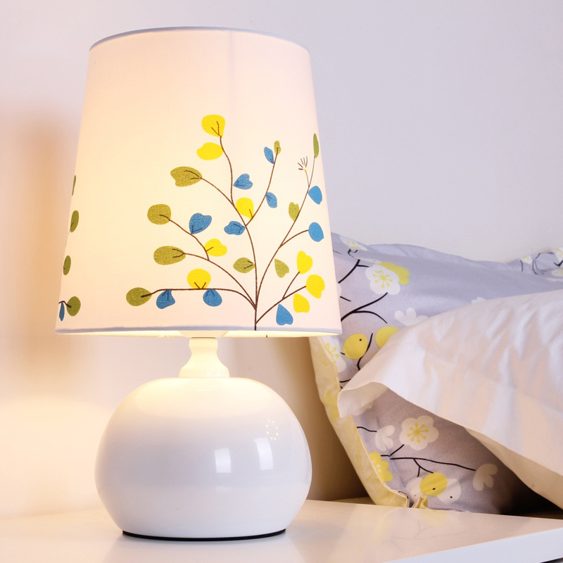 Dimmable LED Table Lamp Creative Pastoralism Modern  Saving Energy Lights Bedside Bedroom Study Room Desktop Decoration Luminary pastoralism and agriculture pennar basin india