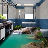 Modern Marine Custom 3D Flooring Custom Murals To Wear Non Slip Waterproof Thickening Self Adhesive Pvc