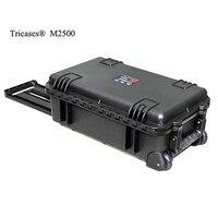 뜨거운 판매! 큐브 거품과 M2500 상하이 Tricases 공장 새로운 스타일 방수 PP 하드 장비 케이스