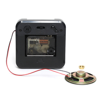 SKP Trigger Movement With Music Chime Box And Horn Step Wall Clock Mechanism Clock Parts Melody