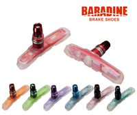 Baradine MTB Bike Bicycle V Brake Brake Shoes Pads Bike Parts
