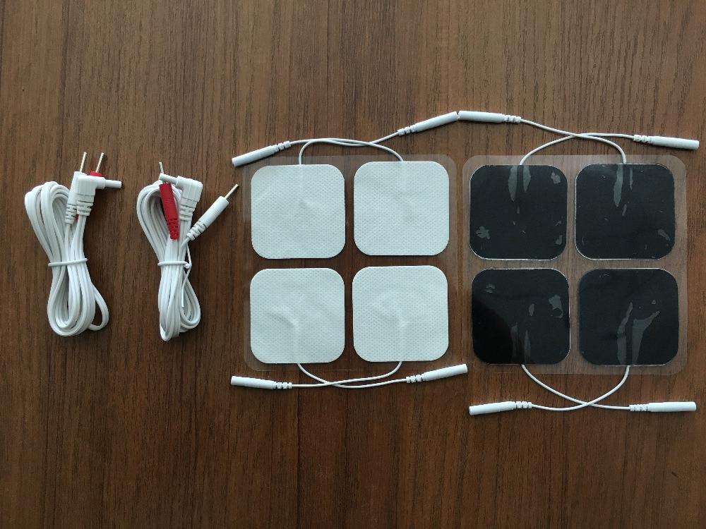 2 Piece DC 2.35mm 2-pin elektrod Membawa wayar / kabel dengan 3 pak - Penjagaan kesihatan - Foto 4