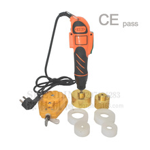 Manual Electric Capping Machine Screw Capper Plastic Bottle Capping Machine for 10-50mm hand held capper 30 sets best cap making machinery handheld electric capping machine screw machine easy operation hand capper 10 50mm