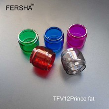 FERSHA elektronikus cigaretta SMOK Atomizer Üvegcső TFV12 Prince Fat RTA / RDA / RDTA barkácsolás Atomizer tartozékok