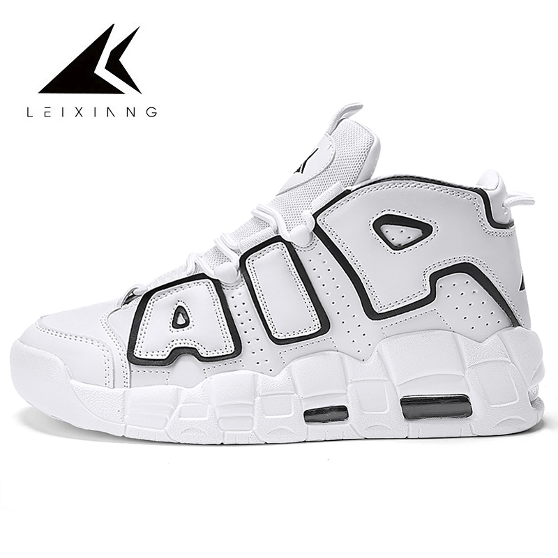 AIA Basketball Shoes Men High Top Sports Air Cushioning Jordan Hombre Athletic Basketball Sneakers 2019 Zapatillas Hombre