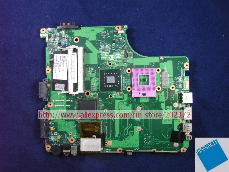все цены на V000126610 Motherboard for Toshiba Satellite A300 онлайн