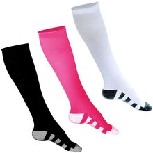 Athletic Soccer Socks Basketball Football Compression Support Sports Outdoor Socks Outdoor