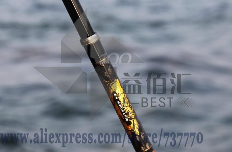 ნახშირბადის ბოჭკოვანი - თევზაობა - ფოტო 5