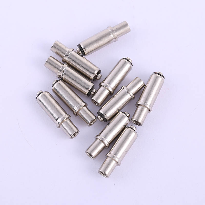 100 Pcs/Package Metal Hardware Test Accessories Internal Tooth Positioning Needle Length 18.5mm Electronic GP-2T Dowels