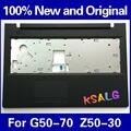 Novo para lenovo g50 c tampa g50-30 g50-45 z50 g50-70 z50-30 z50-45 z50-70 top cover descanso de mãos caso superior ap0th000400