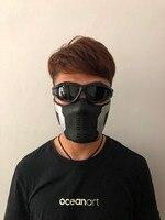 New High Quality Captain America 2 Mask Helmet Winter Soldier James Buchanan/Bucky Barnes Cosplay Latex Masks Free Shipping