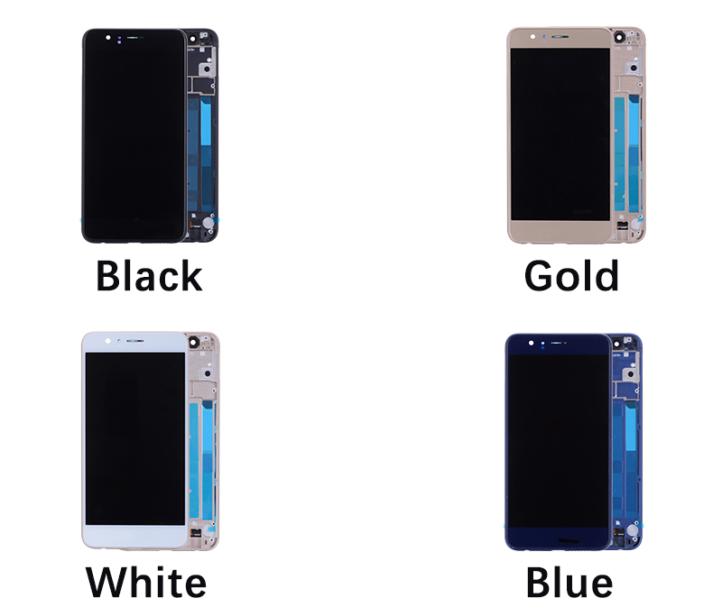5.2 Original Display For Huawei Honor 8 LCD Touch Screen with Frame Replacement for HUAWEI Honor 8 Display LCD Honor8 Frd-L09 (7)