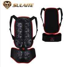 Roller skating Motorcycle Back protective gear Motocross Bike Rock Climbing Ski Skating Cycling Back Protector Body Spine(China)