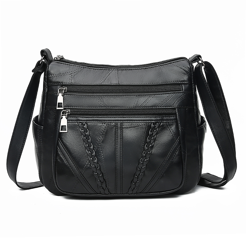 Women Shoulder Bags Genuine Leather Female Bags Fo