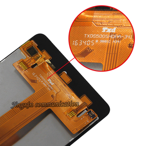 Image 4 - for BQ Aquaris U Plus LCD + touch screen components digitizer accessories replacement BQ Aquaris U plus LCD display components
