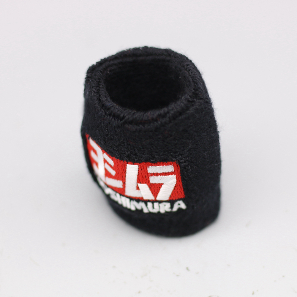 1PCS 7CM*7CM Motorcycle Brake Oil Reservoir Sock Fluid Tank Cup Cover Cuff Sleeve For HONDA SUZUKI YAMAHA KAWASAKI BMW universal motorcycle brake fluid reservoir clutch tank oil fluid cup for mt 09 grips yamaha fz1 kawasaki z1000 honda steed bone