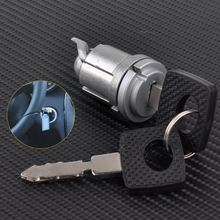 DWCX Замок зажигания автомобиля переключатель цилиндра с ключом 1264600604 1264600304 803 33021 500 для Mercedes Benz W124 C124 W201 S124 A124