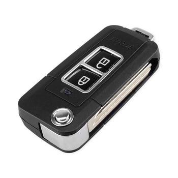 Chiave Telecomando per Kia SOUL 2 Buttond Flip Folding Remote Key Shell Case Cover Fob Car Style 1